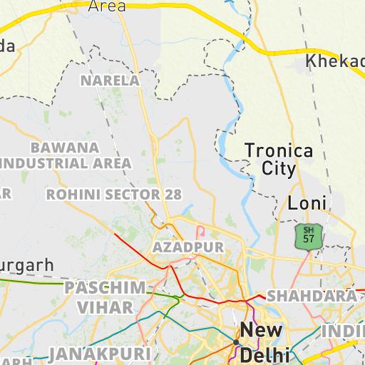 Service Locations Nexa